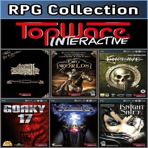 Buy Topware RPG Collection CD Key Compare Prices