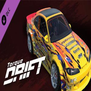 Torque Drift AdamLZ S15 Driver Car