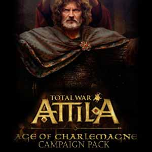 Buy Total War ATTILA Age of Charlemagne Campaign Pack CD Key Compare Prices