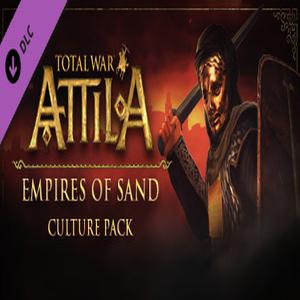 Total War ATTILA Empires of Sand Culture Pack