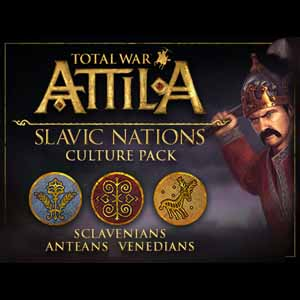 Buy Total War ATTILA Slavic Nations Culture Pack CD Key Compare Prices