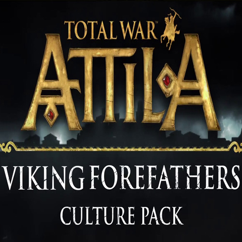 Buy Total War ATTILA Viking Forefathers Culture Pack CD Key Compare Prices