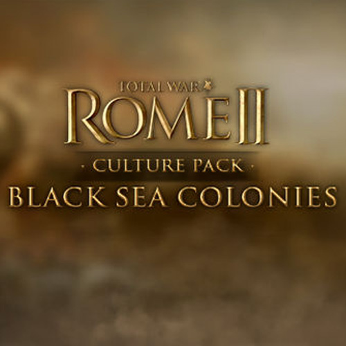 Buy Total War Rome 2 Black Sea Colonies Culture Pack CD Key Compare Prices