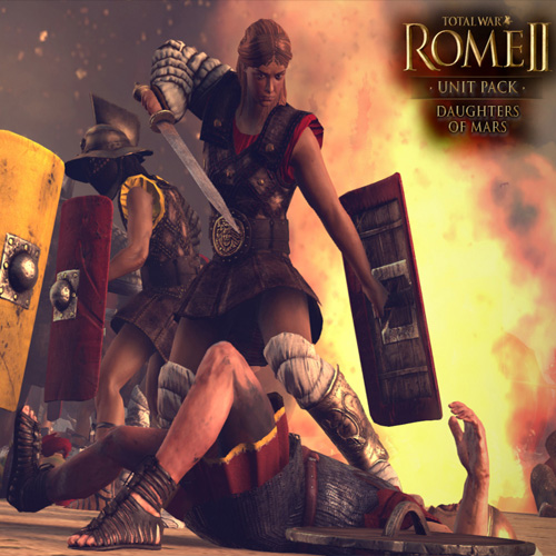 Total War ROME 2 Daughters of Mars