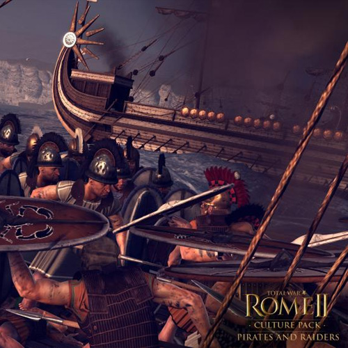 Total War Rome 2 Pirates & Raiders