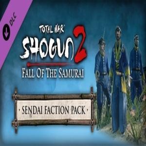 Total War Saga FALL OF THE SAMURAI The Sendai Faction Pack