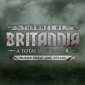 Total War Saga THRONES OF BRITANNIA Blood, Sweat and Spears