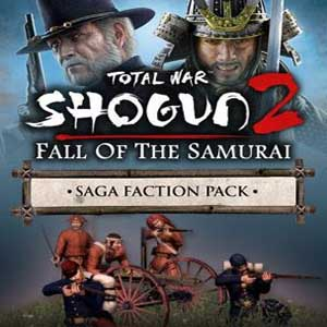 Buy Total War Shogun 2 Fall of the Samurai The Tsu Faction Pack CD Key Compare Prices
