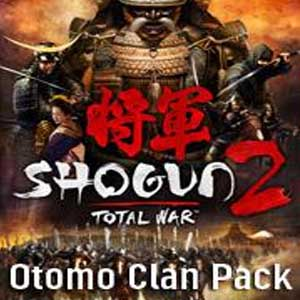 Total War Shogun 2 Otomo Clan Pack