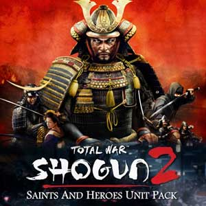 Total War SHOGUN 2 Saints and Heroes Unit Pack