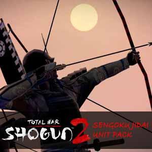Buy Total War SHOGUN 2 Sengoku Jidai Unit Pack CD Key Compare Prices