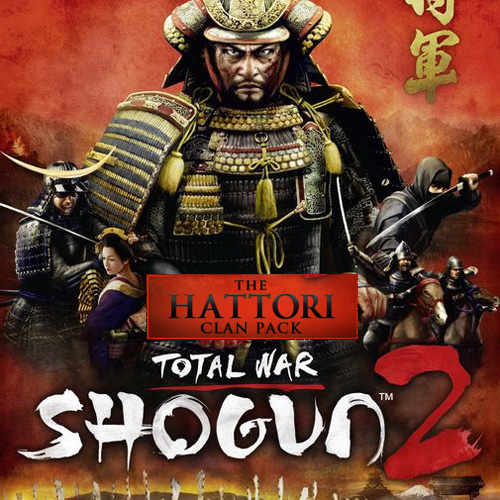 Total War Shogun 2 The Hattori Clan Pack