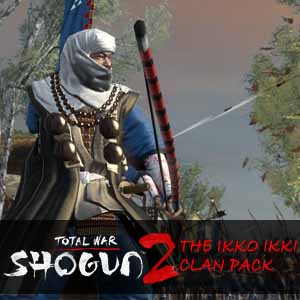 Buy Total War Shogun 2 The Ikko Ikki Clan Pack CD Key Compare Prices