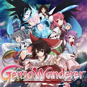 Buy Touhou Genso Wanderer PS4 Game Code Compare Prices