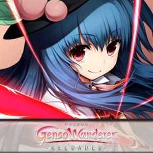 Touhou Genso Wanderer Reloaded Tenshi & Equipment