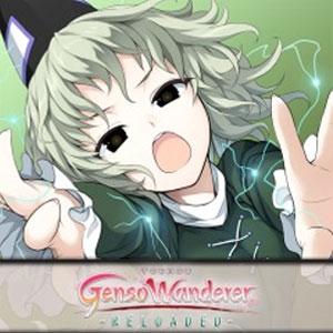 Touhou Genso Wanderer Reloaded Tojiko & Equipment