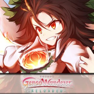 Touhou Genso Wanderer Reloaded Utsuho & Equipment