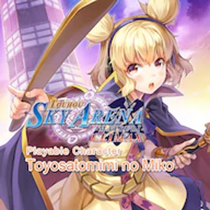 Buy Touhou Sky Arena Playable Character Toyosatomimi no Miko PS4 Compare Prices