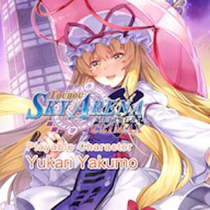 Touhou Sky Arena Playable Character Yukari Yakumo