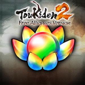 Toukiden 2 Free Alliances Version Gem