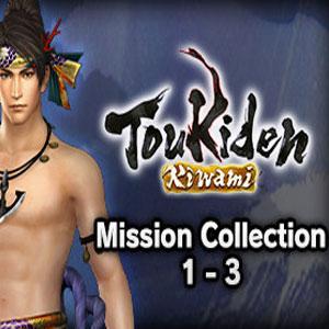 Toukiden Kiwami Mission Collection 1-3