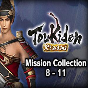 Toukiden Kiwami Mission Collection 8-11