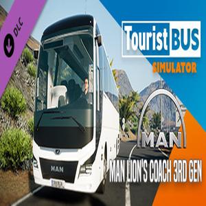 Tourist Bus Simulator MAN Lions Coach 3rd Gen