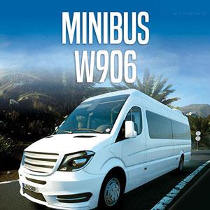 Tourist Bus Simulator W906