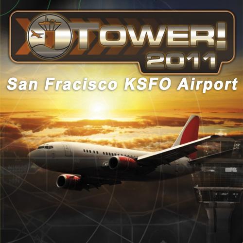 Tower 2011 San Fracisco KSFO Airport