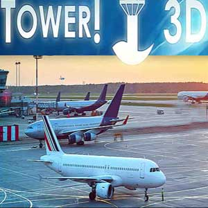 Tower 3D JFK