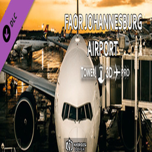 Tower 3D Pro FAOR airport