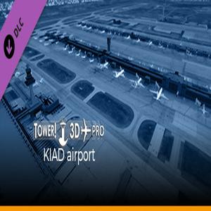 Tower 3D Pro KIAD airport