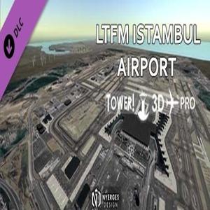 Tower 3D Pro LTFM airport