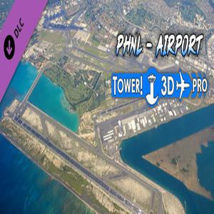 Tower 3D Pro PHNL airport