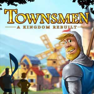 Buy Townsmen A Kingdom Rebuilt CD Key Compare Prices