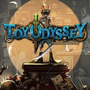 Toy Odyssey The Lost and Found