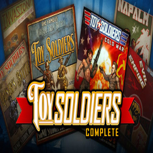 Toy Soldiers Complete
