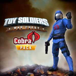 Toy Soldiers War Chest Cobra Pack