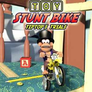 Buy Toy Stunt Bike Tiptop's Trials PS4 Compare Prices