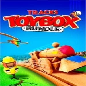 Tracks The Train Set Game Toybox Bundle