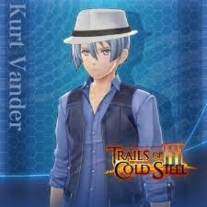 Trails of Cold Steel 3 Kurt's Casual Clothes