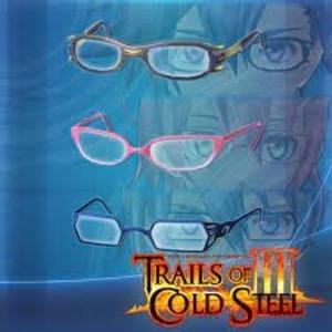 Trails of Cold Steel 3 Standard Glasses Set