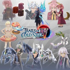 Trails of Cold Steel 4 Attachment Set