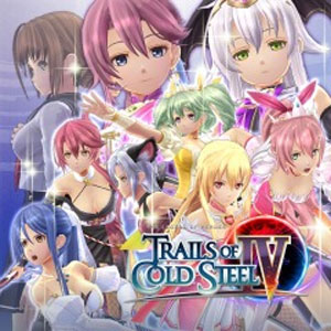 Trails of Cold Steel 4 Magical Girl Bundle