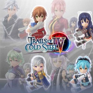 Trails of Cold Steel 4 Ride-Along Set