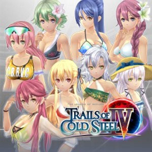 Trails of Cold Steel 4 Swimsuit Bundle