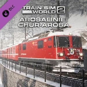 Train Sim World 2 Arosalinie Chur-Arosa