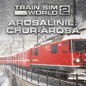 Train Sim World 2 Arosalinie Chur-Arosa Route
