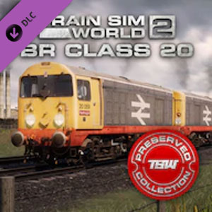 Train Sim World 2 BR Class 20 Chopper
