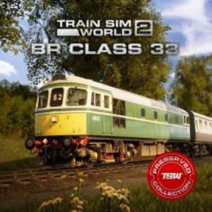 Train Sim World 2 BR Class 33